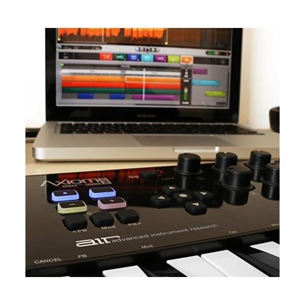 M-Audio USB MIDIキーボードコン...の紹介画像9