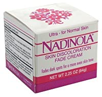 Nadolina Skin Bleach - Normal 2.25 oz. (Pack of 2) by Nadinola [並行輸入品]
