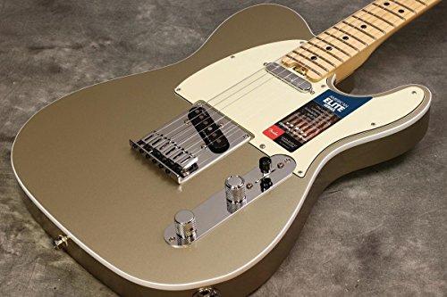 Fender USA / American Elite Telecaster Champagne Maple