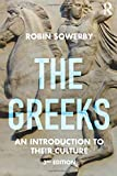 Cover of The Greeks: An Introduction to Their Culture