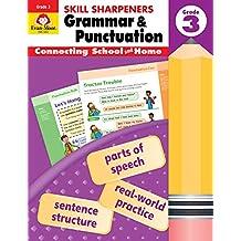 Skill Sharpeners Grammar and Punctuation, Grade 3