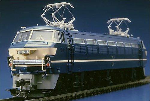 HOゲージ車両 EF66 (ひさしなし) HO-115