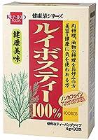 健康フーズのルイボスティー100%×10個          JAN: 4973044011485