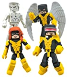 Diamond Select Toys Marvel Minimates: X-Men: First Class Box Set