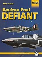 Boulton Paul Defiant: Yellow