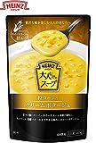 ハインツ (Heinz) 大人むけのスープ 粒コーンのクリームポタージュ 160g×5袋