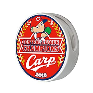 クリップマグネット 広島東洋カープ 2018 セ・リーグ優勝モデル カープ坊や CARP