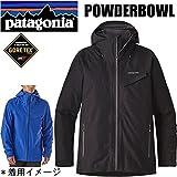 Patagonia メンズ スノーボード PATAGONIA パタゴニア メンズジャケット ゴアテックスウェア POWDER BOWL -JK 31391 BLACK ブラック BLK  パウダーボウル PATAGONIA スキー・スノーボード 【C1】