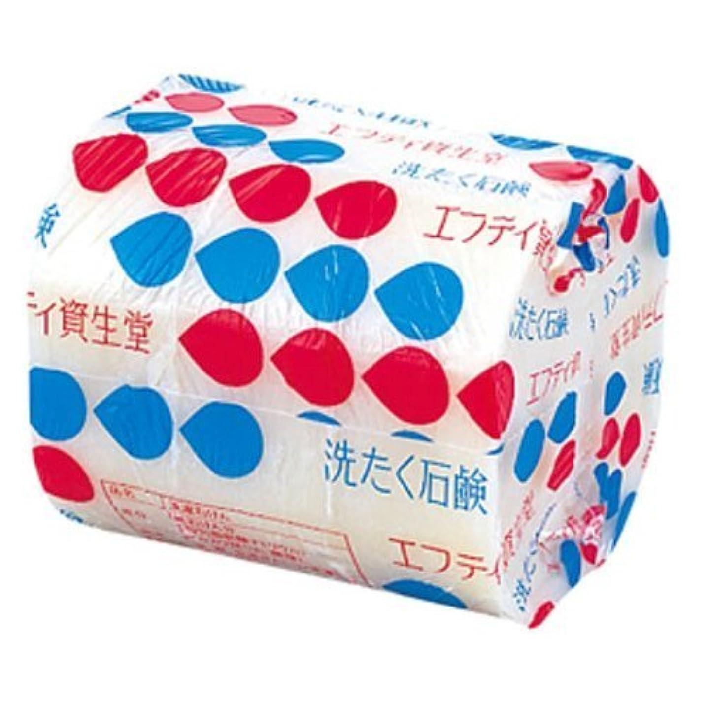 後ろに穀物忠実【資生堂】エフティ資生堂洗たく石鹸花椿型3コパック200g