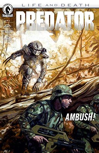 Predator: Life and Death #2 (English Edition)