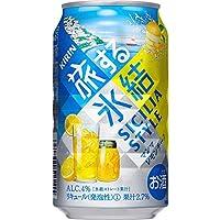 キリン 旅する氷結 マンマレモンチーノ 350ml×24本