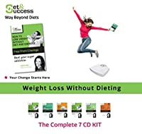 Weight Loss Without Dieting How to Lose Weight And Keep it Off with the exclusive 7 CD Program Naturally Freeing Yourself From Emotional Eating [並行輸入品]