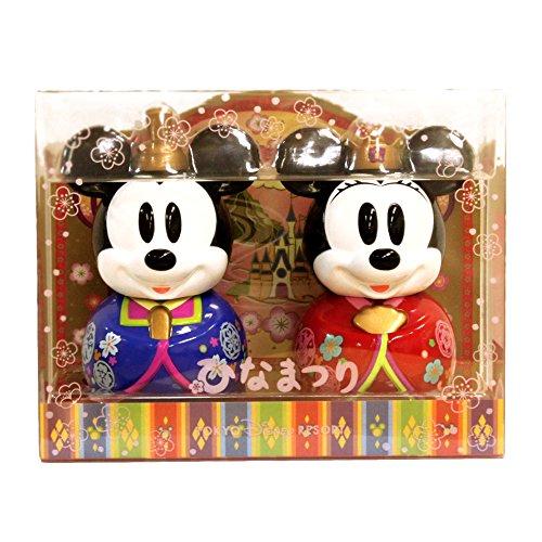 ディズニー ひな祭り 2017 雛祭り フィギュア入り キャンディー 飴 ミッキー ミニー マウス お菓子 ( ディズニーリゾート限定 お土産 )
