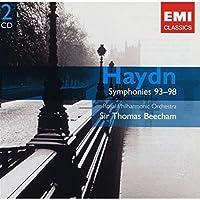 Haydn: Symphonies Nos. 93-98 (2004-11-18)