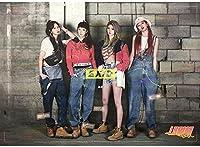 【公式ポスター】EXID (イーエックスアイディー) 明日してシングルアルバム OFFICIAL POSTER ポスター専用ケース
