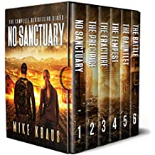 No Sanctuary Box Set: The Complete No Sanctuary Series - Books 1-6