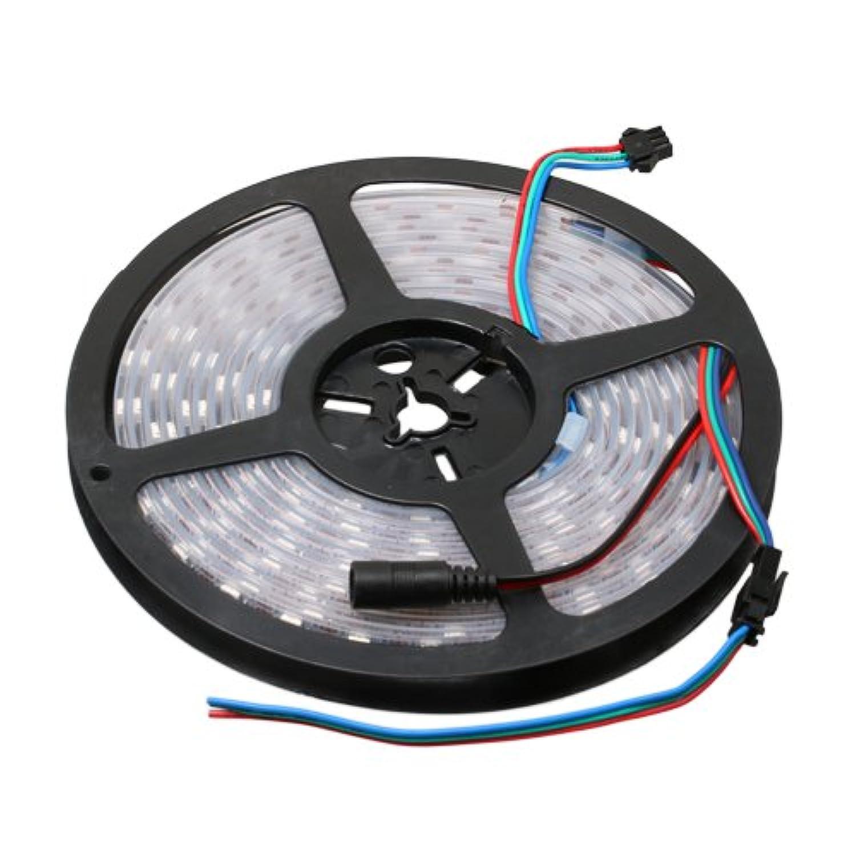 保護チューブ付きシリアルLEDテープ 1リール(4m)