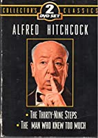 Alfred Hitchcock: The Man Who Knew Too Much / The Thirty-Nine Steps