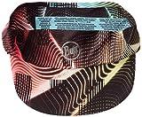 [バフ] ランニング バイザー PACK RUN 超軽量 再帰反射 UVカット 吸水 速乾 [日本正規品] 356314:R-GRACE MULTI EU 18.7× 19.2cm (FREE サイズ)