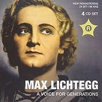 Various: Max Lichtegg