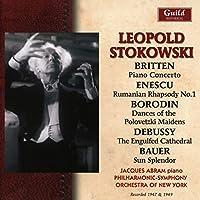 Britten/Enescu: Piano Concerto
