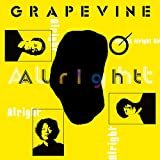 Alright♪GRAPEVINEのCDジャケット