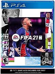 FIFA 21(輸入版:北米)- PS4