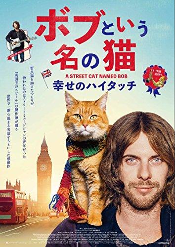 ボブという名の猫 幸せのハイタッチ≪初回限定!ボブとおでかけBOX≫ [Blu-ray]