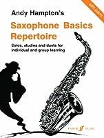 Saxophone Basics Repertoire (Basics Series)