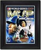 松井秀喜 2009年ワールドシリーズMVP獲得記念 MLBフォト