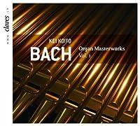 Organ Masterworks Vol.1 by J. S. BACH