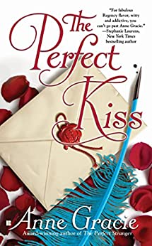 The Perfect Kiss (Merridew Series Book 4) by [Gracie, Anne]
