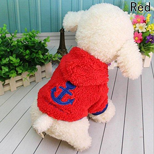 Miyinla 犬の服 可愛い 犬服  犬用コスチューム ク...