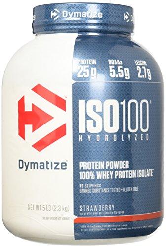 海外直送品 Dymatize Nutrition ISO 100 Protein Isolate 5