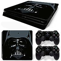 FriendlyTomato PS4 Slim Console and DualShock 4 Controller Skin Set - Star Warrior - PlayStation 4 Vinyl [並行輸入品]