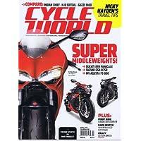 Cycle World [US] April 2014 (単号)