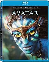Avatar - Blu-ray 3D + Blu-ray + DVD - 2 disques
