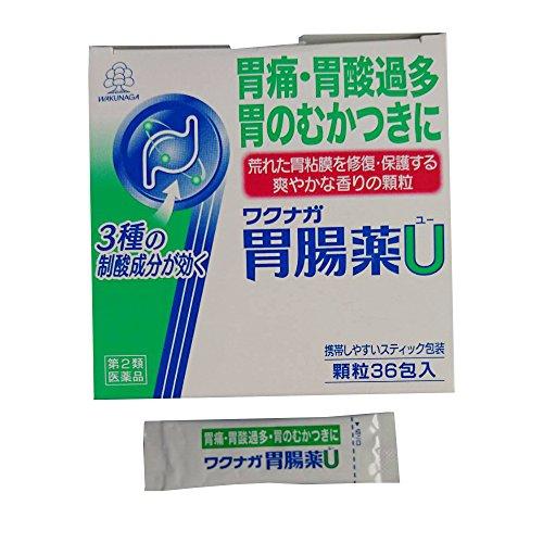(医薬品画像)ワクナガ胃腸薬U