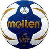 molten(モルテン) ハンドボール ヌエバX5000 3号球 ブルー×ホワイト H3X5001-BW