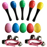 SUPVOX 幼児のおもちゃ楽器パーカッション玩具セット子供のための早期子供のための音楽玩具