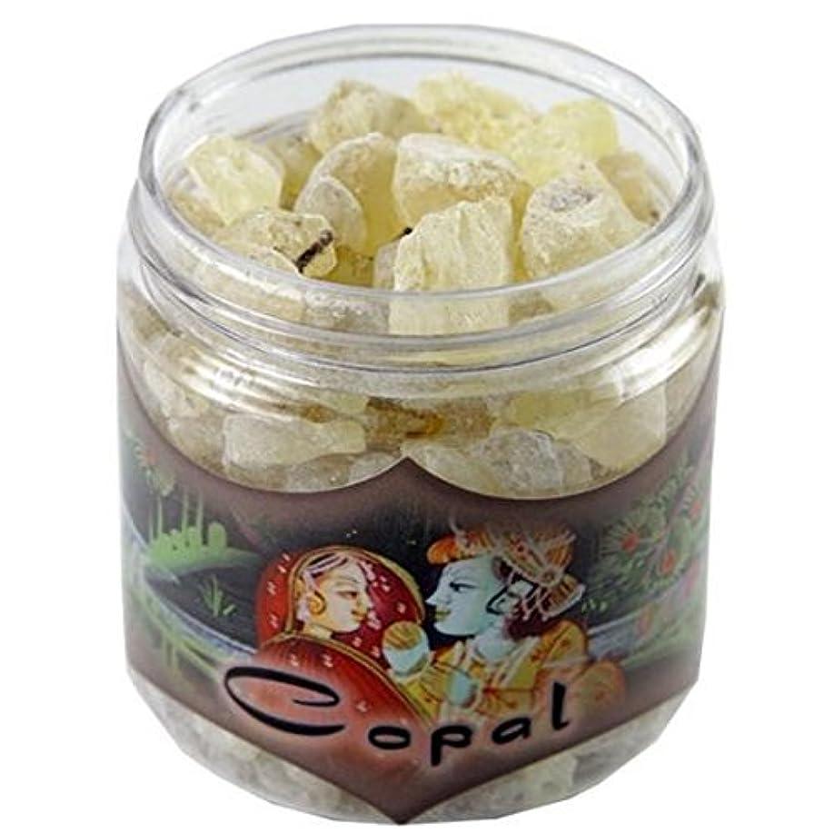 リレー壊滅的な天気Resin Incense Copal - 2.4oz jar [並行輸入品]