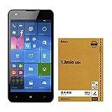 マウスコンピューター SimフリーWindowsPhone (Simフリー/Windows10 Mobile/5inch/MicroSD16GB同梱/保護シート付) MADOSMA Q501A-WH【IIJmio 音声SIMセット】