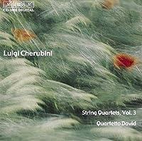 String Quartets Vol 3 by LUIGI CHERUBINI (2000-03-15)
