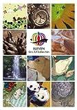 イレブンガールズ「アートコレクション」ポストカードブック (亥辰舎BOOK)
