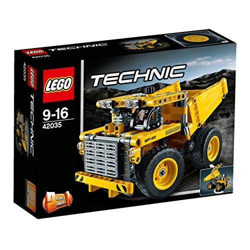 レゴ (LEGO) テクニック 鉱山ダンプカー 42035