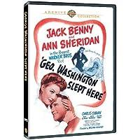 George Washington Slept Here by Jack Benny