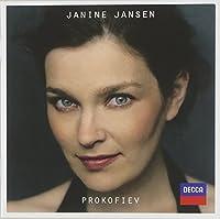 Prokofiev: Violin Concerto no. 2 & Violin Sonata no. 1 by Janine Jansen (2012-10-16)