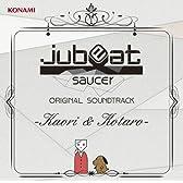 jubeat saucer ORIGINAL SOUNDTRACK-Kaori&Kotaro-