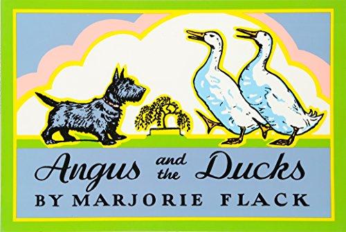 Angus and the Ducks (Sunburst Book)の詳細を見る