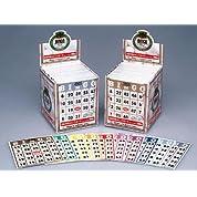 みんなでビンゴ スタンダードビンゴカード30枚入×10セット